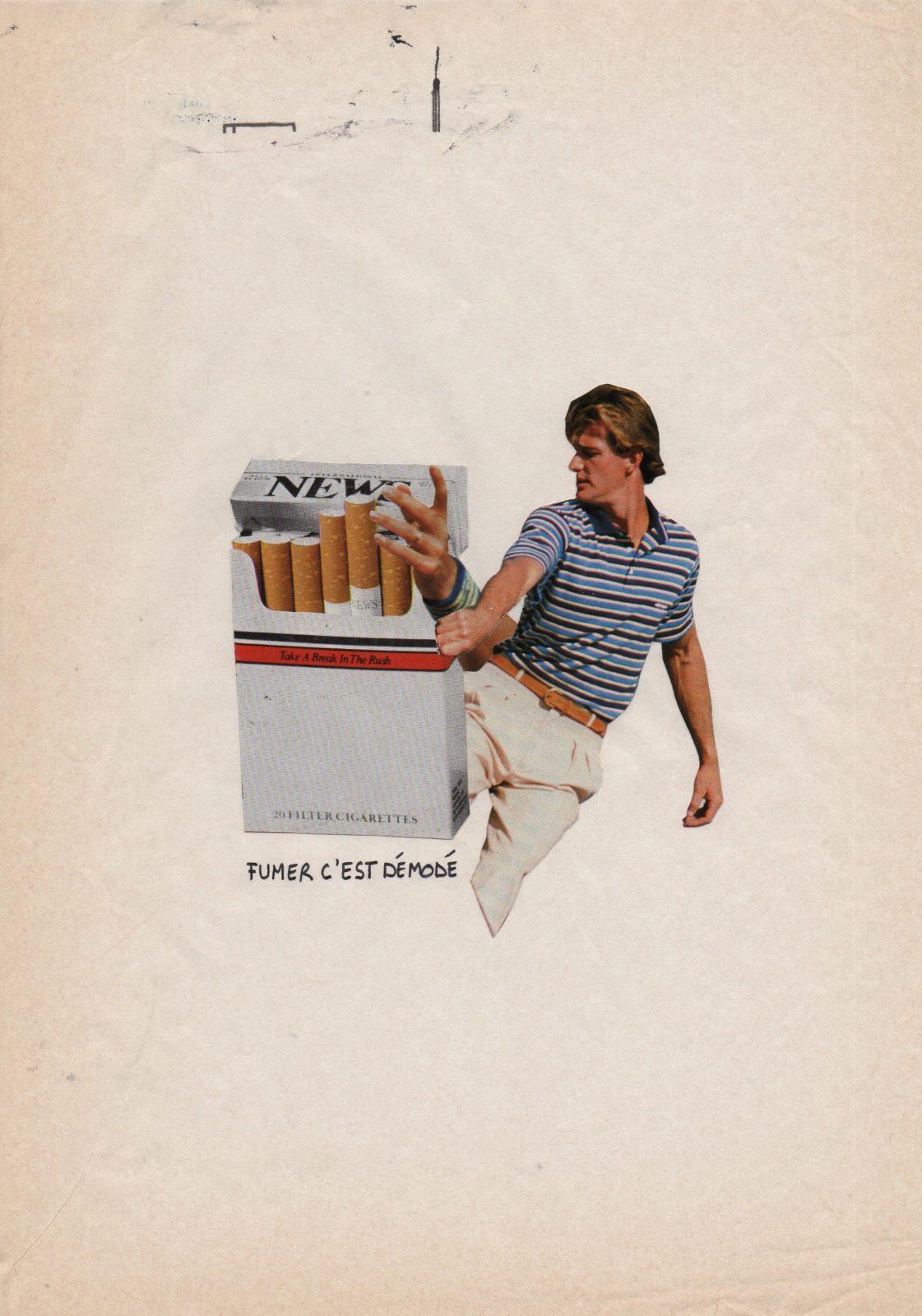 fumer c'est démodé