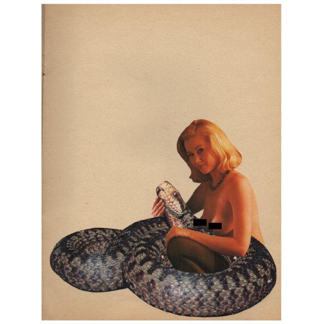 moi et mon serpent